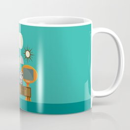 Junkshop Window Coffee Mug