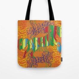 UNICORNY #DESIGN Tote Bag