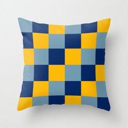 Classic Retro Mannegishi Throw Pillow