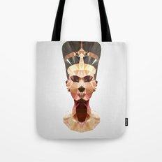 Polygon Heroes - Nefertiti Tote Bag