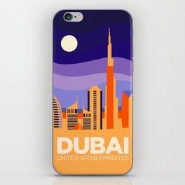 Vintage Travel: Dubai iPhone Skin