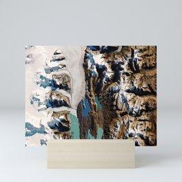 Upsala Glacier Patagonia Mini Art Print