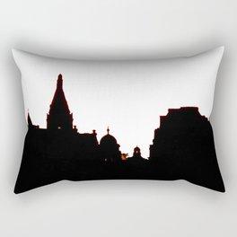 London Skyline bywhacky Rectangular Pillow