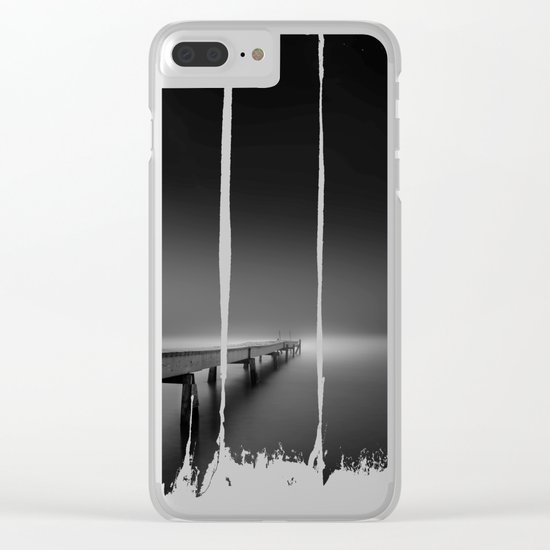 Nebel II Clear iPhone Case