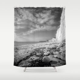 Birling Gap Seven Sisters Shower Curtain