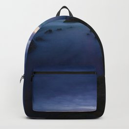 Long Exposure Shore (Color) Backpack