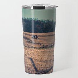 View of Antietam National Battlefield Civil War Battleground Maryland Travel Mug