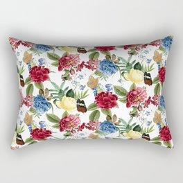 love floral Rectangular Pillow