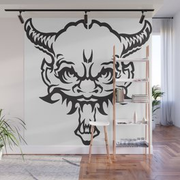 Demon Devil Wall Mural