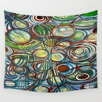 infinity Wall Tapestries featuring Infinity by HillaryFrye