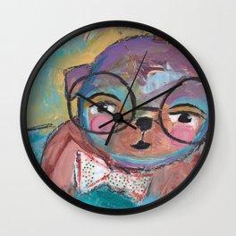 Dr. Otter Wall Clock