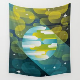 Come back Home Wall Tapestry