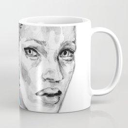 Origami Girl Three Coffee Mug