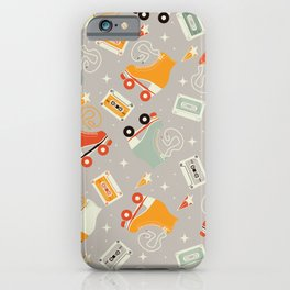 Roller skates 006 iPhone Case