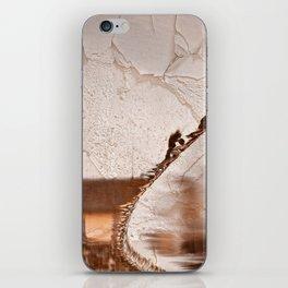 Stream of Peeling Dreams iPhone Skin