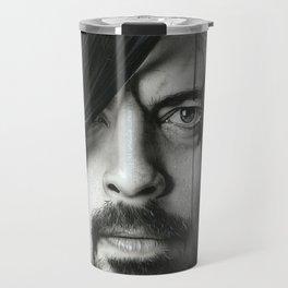 'Grohl In Black II' Travel Mug
