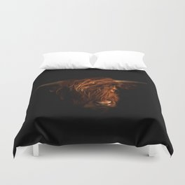 Highland Beauty Duvet Cover