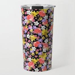 Floral Haze Travel Mug