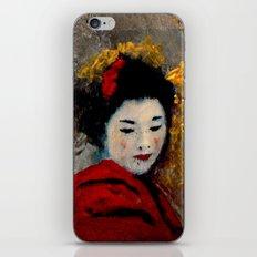 TOKYO SAD SONG iPhone & iPod Skin