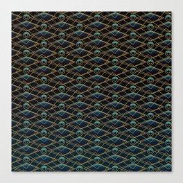 ZS AD Levels Geometric 1.3. S6 Canvas Print