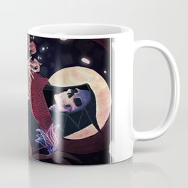 Death Tarot Coffee Mug