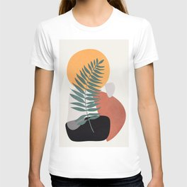 Abstract Shapes No.24 T-shirt