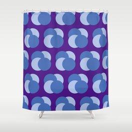 Lovely Pattern V Shower Curtain