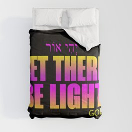 Let there be light Comforters