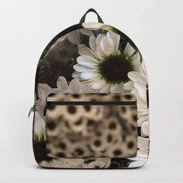 Gerbera Daisies Backpack