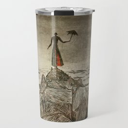 Monsieur Parapluie Travel Mug