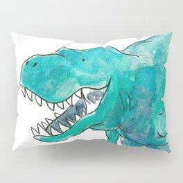 T-Rex Dinosaur Pillow Sham