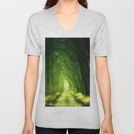 A Place Only We Know Unisex V-Neck