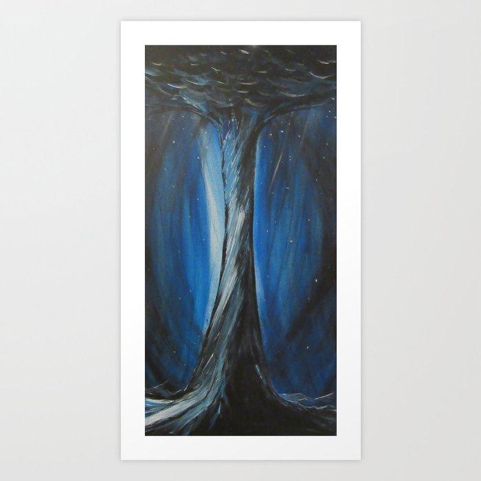 Dusklight Art Print