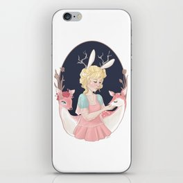 Dear Deer iPhone Skin