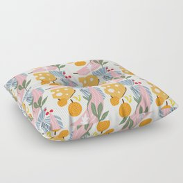 1975 kitchen Floor Pillow
