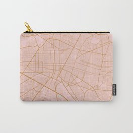 Guadalajara map, Mexico Carry-All Pouch