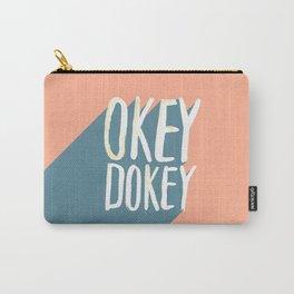 Okey Dokey Carry-All Pouch