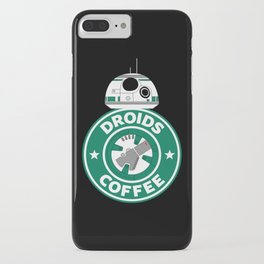 Droids Coffee  iPhone Case