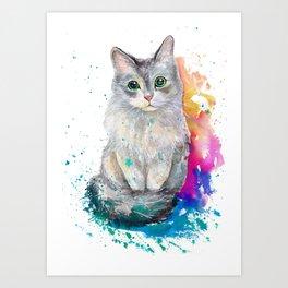 _15 Art Print