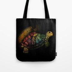 Turtle Glow Tote Bag