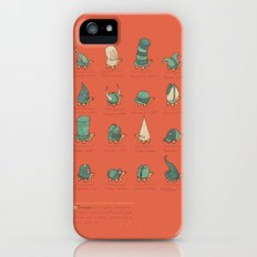 A Study of Turtles iPhone (5, 5s) Slim Case