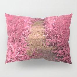Windy Goose Creek Trail - Tickle Me Pink Pillow Sham