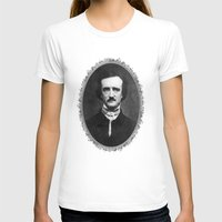 poe T-shirts featuring Poe by fyyff