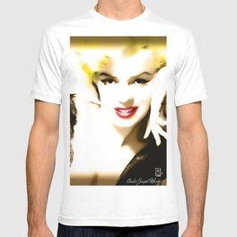 Portrait of  Marilyn Monroe T-shirt