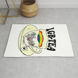 LGB-TEA Rug