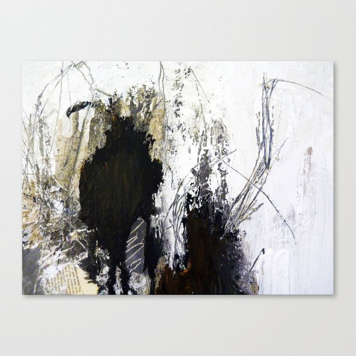 abstrakt 04 Canvas Print