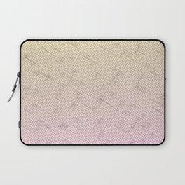 sunset grid city Laptop Sleeve
