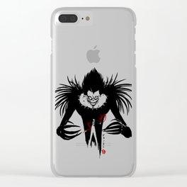 Shinigami Clear iPhone Case