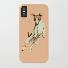 Jack Russell iPhone X Slim Case