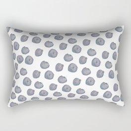 Bundle of Blueberries Rectangular Pillow